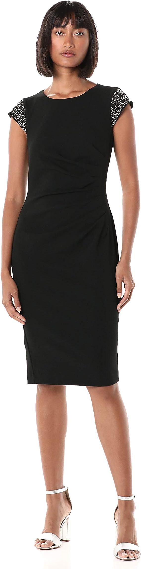 Calvin Klein 卡尔文克莱因 CK连衣裙 1.8折$24.91 海淘转运到手约¥203