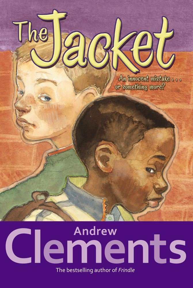 The Jacket: Andrew Clements, McDavid Henderson: 2015689860102 ...