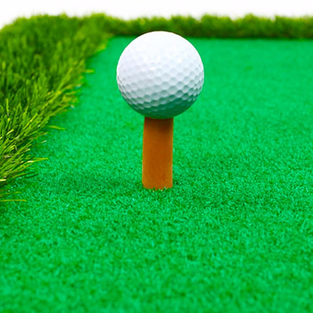 Indoor And Outdoor Golf Ball Pad Practice Mats Swing Practice Mat 150 150cm by MGEF (Image #2)