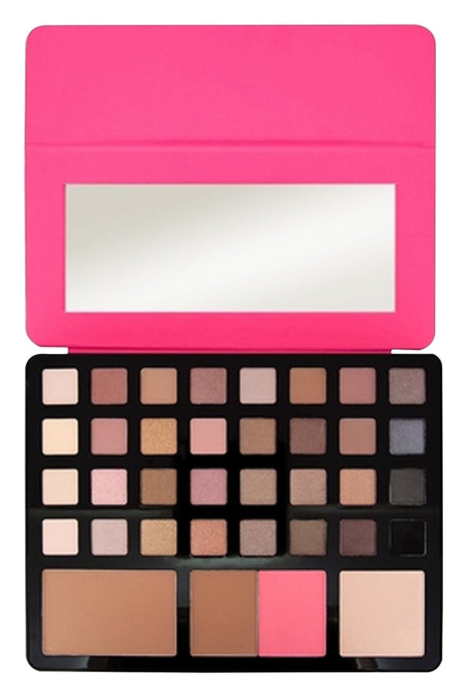 Freedom Makeup London Professional Artist Pad, Studio to Go Pink, 40g
