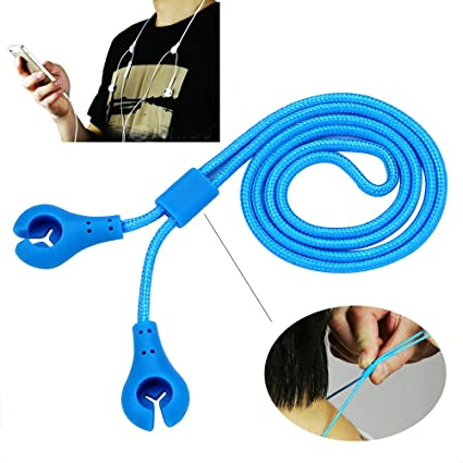 Amazon.com: New Earphone Straps, Lavince Headset Hang Rope Around ...