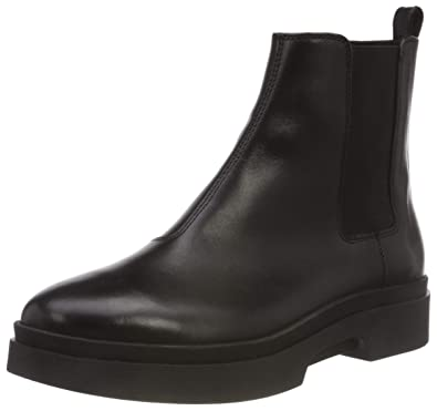 caf589c121a6 Geox D Myluse E Bottes Chelsea Femme