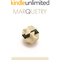 Marquetry (SQUARE ORIGAMI CREATORS) (Japanese Edition)