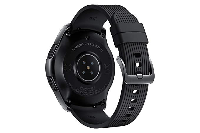 Samsung Galaxy Watch Reloj Inteligente Negro AMOLED 3,05 cm (1.2