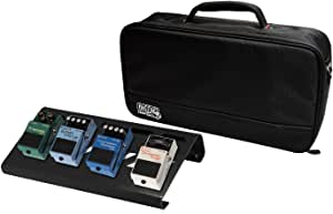 "Gator Cases Aluminum Guitar Pedal Board with Carry Bag; Small: 15.75"" x 7"" 