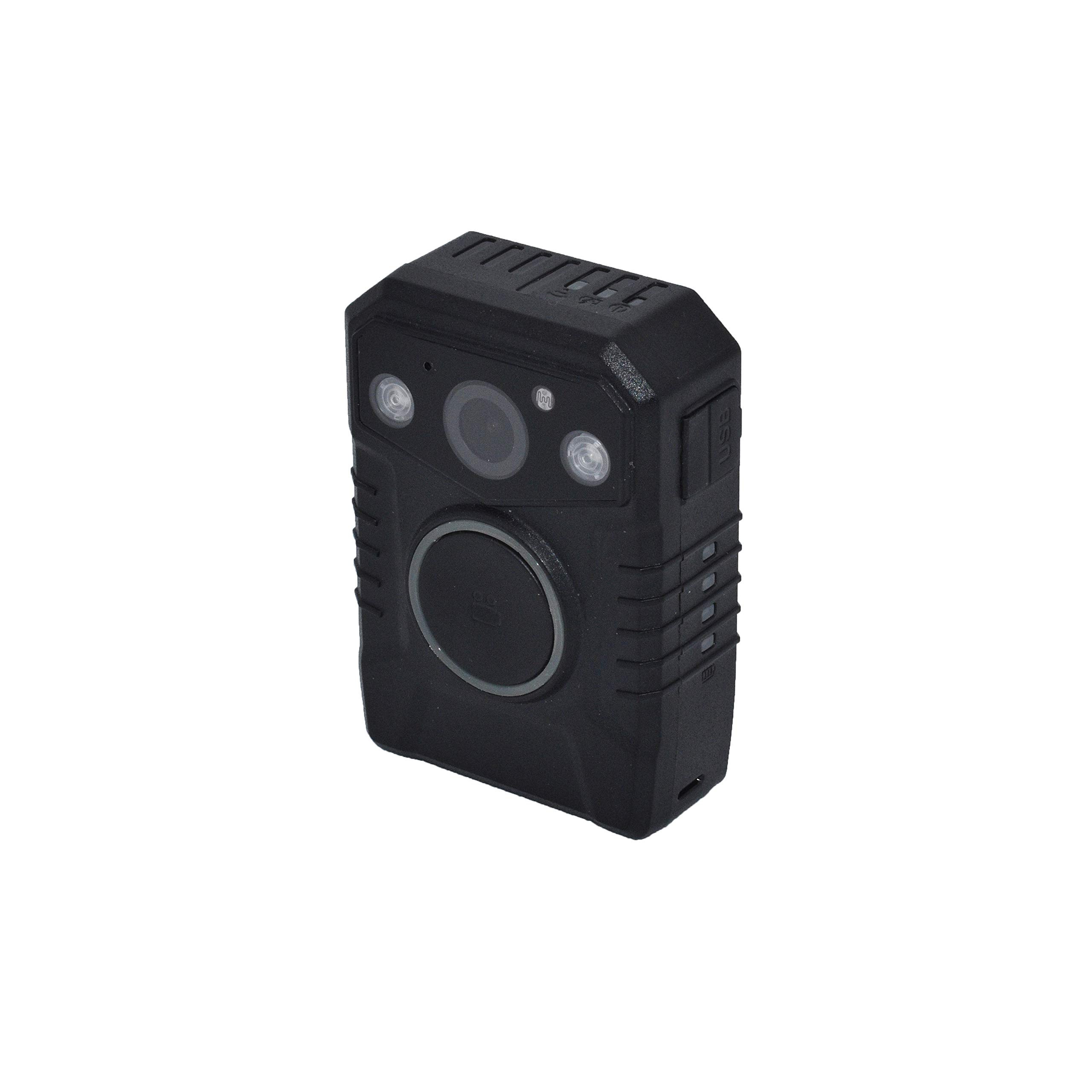 Minigadgets PCNVGPS1080P: Police Body Camera w/Night Vision, GPS Tracking, HDR by Mini Gadgets