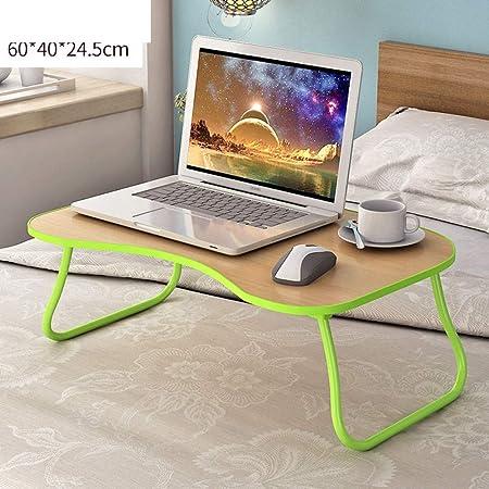 Ordenador portátil escritorio con ranura para tarjeta,Cama mesa de ...