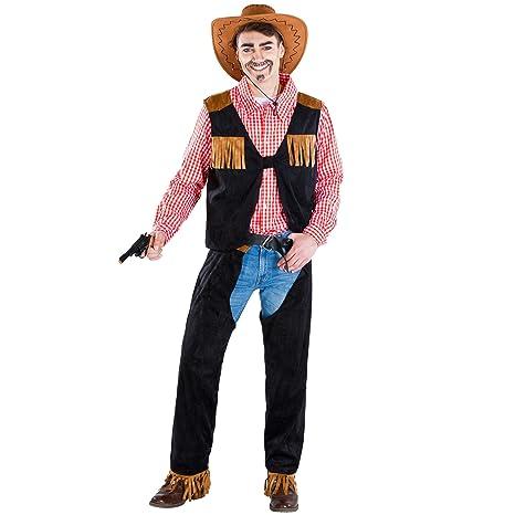 30d0d21267f71 dressforfun Disfraz para hombre vaquero