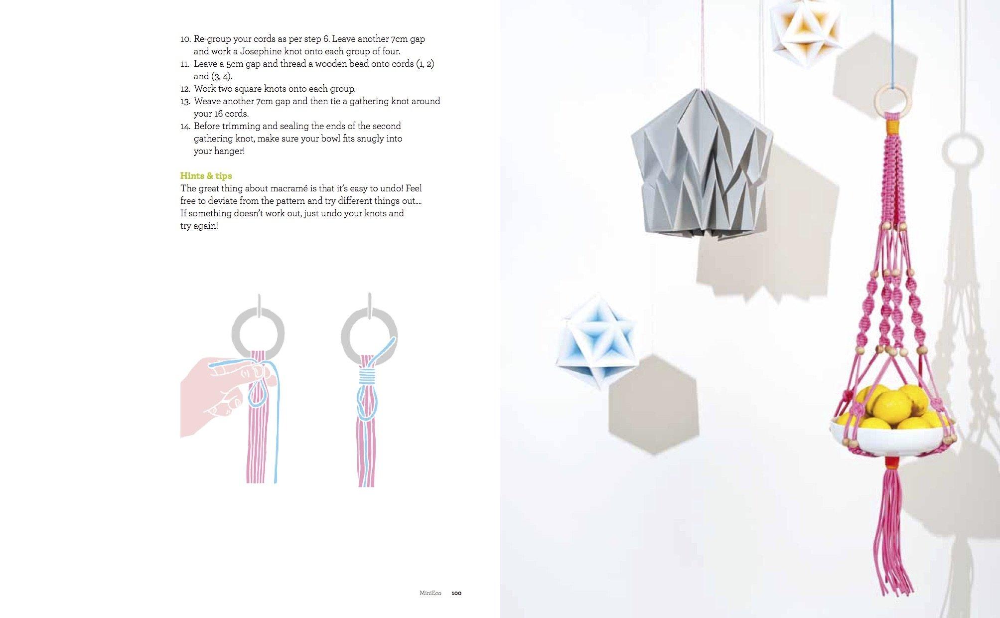 Minieco A Craft Book