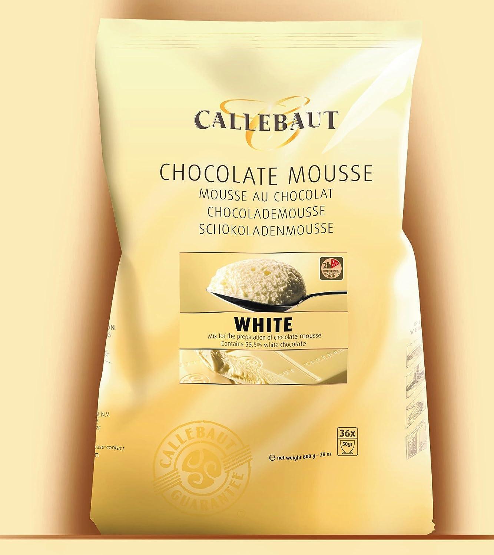 Callebaut Milk Chocolate Mousse Powder 800 g: Amazon.co.uk: Grocery