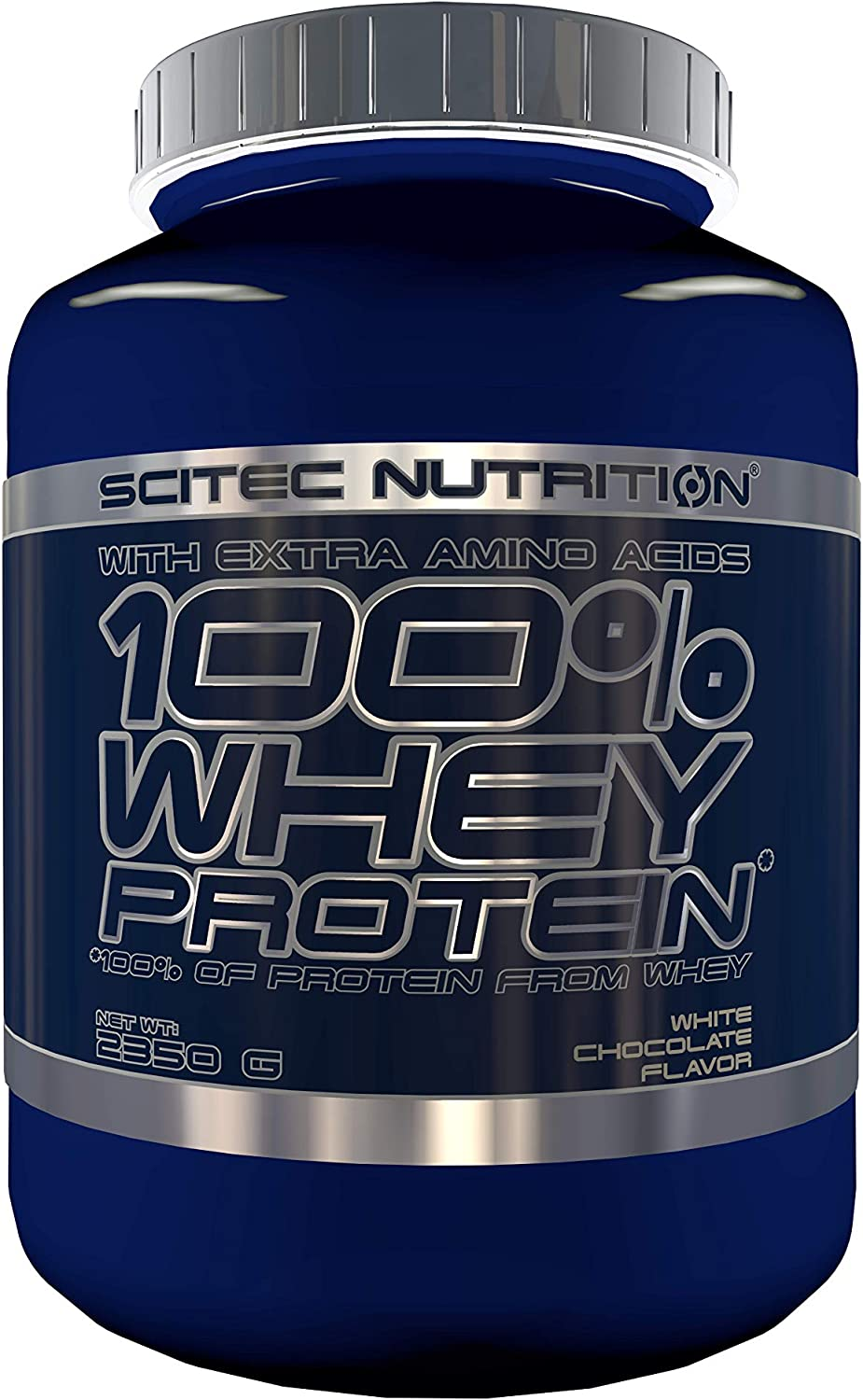 Whey Protein 2350g white chocolate