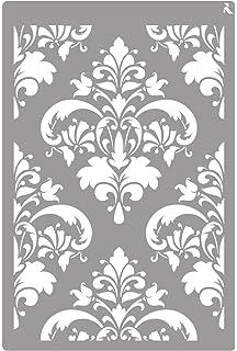 ottimi prezzi ordine nuovo aspetto Todo-Stencil - Stencil Damast 002 Siria, mascherina, stencil ...