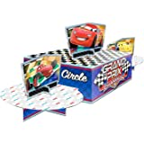Disney Cars Grand Prix Cupcake Stand