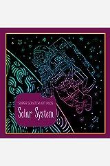 Super Scratch Art Pads: Solar System Paperback