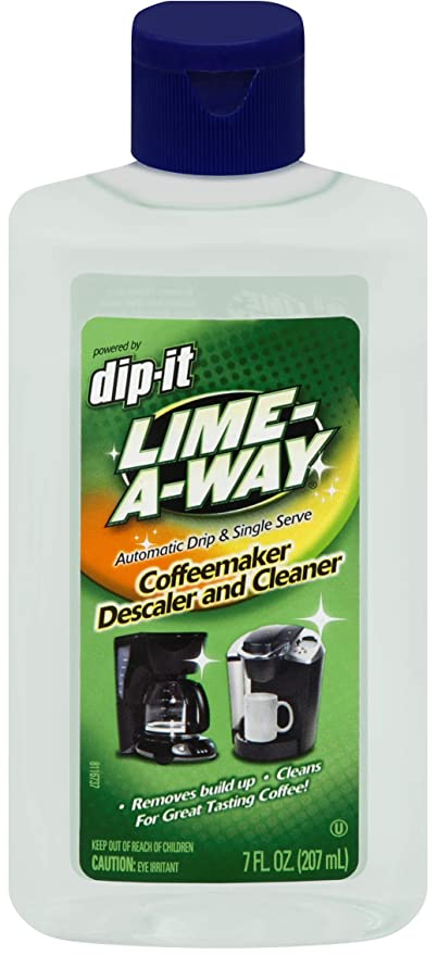 Amazon.com: lime-a-way Dip-it Coffeemaker Cleaner, 7 fl oz ...