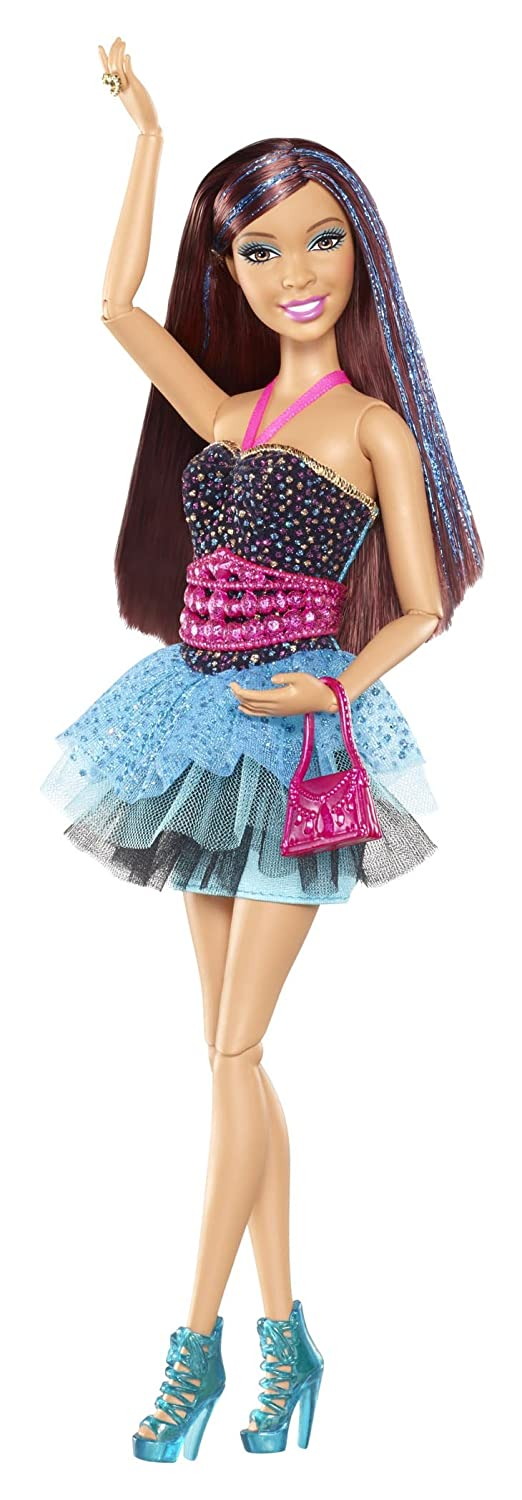Barbie fashionistas nikki doll