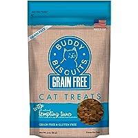 Buddy Biscuits 3oz. Grain Free Cat Treats (Tempting Tuna)