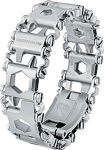 LEATHERMAN, Tread LT Bracelet, The Smaller Travel Friendly Wearable Multitool, Stainless Steel