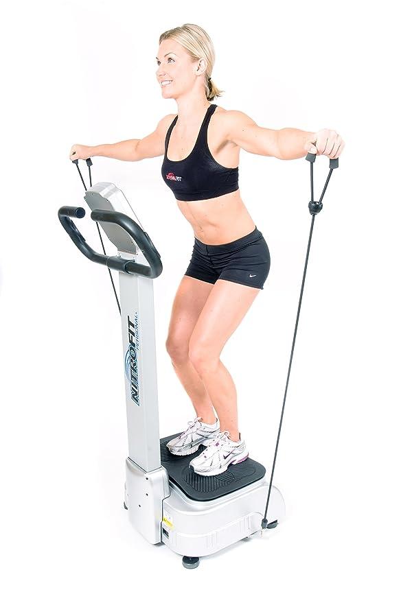 Amazon.com: Personal Plus máquina de vibración: Sports ...