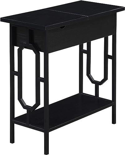 Convenience Concepts Omega Flip Top End Table