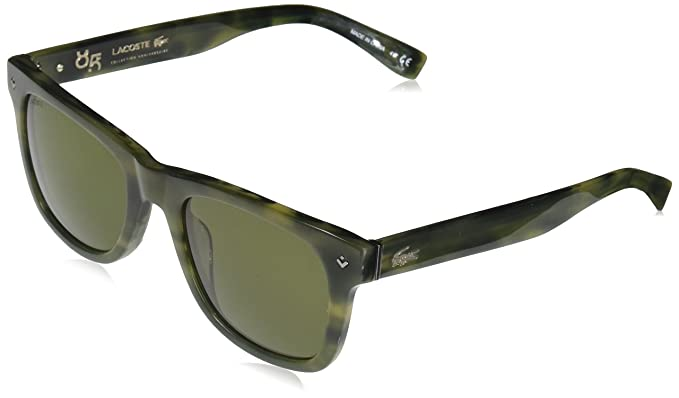 Lacoste, Sonnenbrille L878S Gafas de Sol, Verde (Grün), 52.0 ...