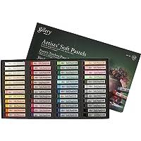 Gallery Soft Pastel Set, dikte 1 cm, L: 6,5 cm, asstd kleuren, 48asstd