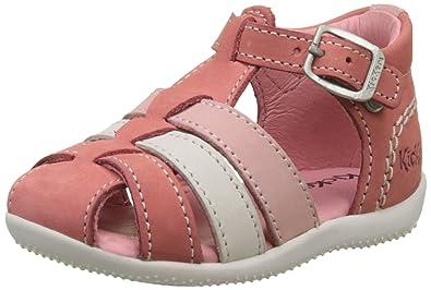 ordre meilleur endroit acheter Kickers Baby Girls' Bigfly Sandals: Amazon.co.uk: Shoes & Bags