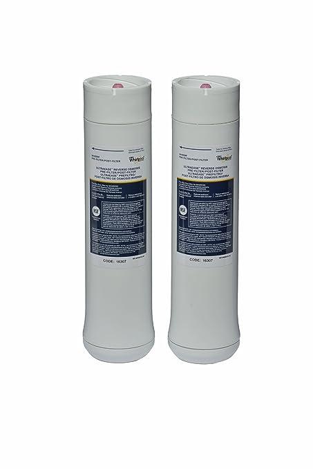 amazon com whirlpool wheerf reverse osmosis replacement pre post rh amazon com Whirlpool Cabrio Washer Whirlpool Water Filters