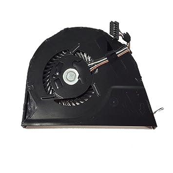TRP Ventilador Lenovo Yoga S1 Ultrabook UDQFLYH01DCM CPU Fan ...