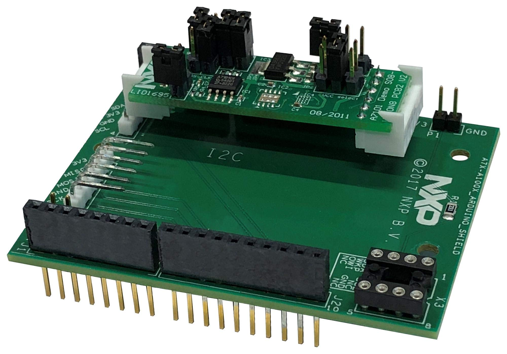 NXP - OM3710/A71CHARD - DEV KIT, Plug & Trust Secure Element