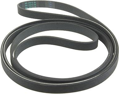 Proline TDV60 Tumble Dryer Drive Belt Elasticated Version 1860h7el