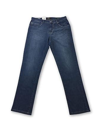 Amazon.com: Brax Cadiz Jeans in Blue W33L32 RRP £105.00 ...