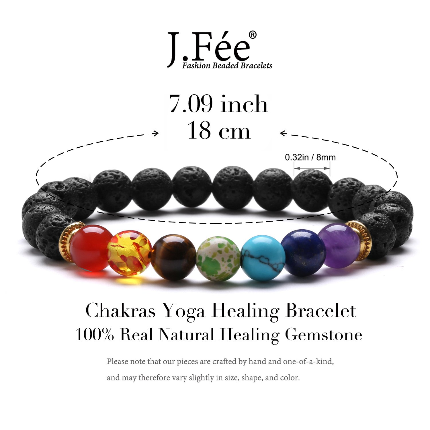 br stones for soothing healing free chakra spiritual jewelry positive anxiety bracelet multi p focus product reiki balance