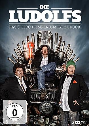 Die Ludolfs Das Schrottimperium Schlagt Zuruck 2 Dvds Amazon De