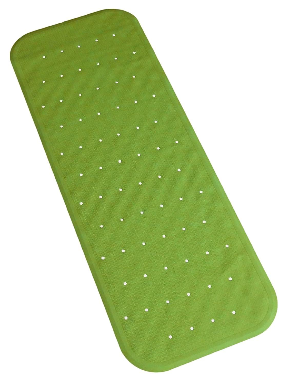 Amazon.com: Bath Mat - Non-Slip Natural Rubber – PVC FREE – Extra ...