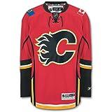 Reebok Calgary Flames Premier NHL Jersey Home