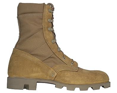 McRae Mil-Spec Hot Weather Coyote Panama Sole Combat Boot 8190 (7W)