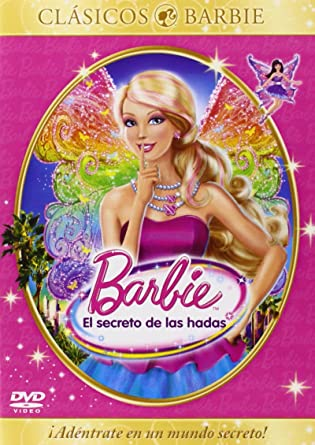 Barbie el secreto de las hadas dvd amazon dibujos animados barbie el secreto de las hadas dvd altavistaventures Images