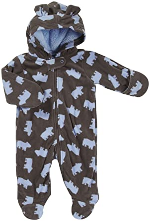 6452fcce2 Amazon.com  Carter s Baby Boys  Pram Fleece  Infant And Toddler ...