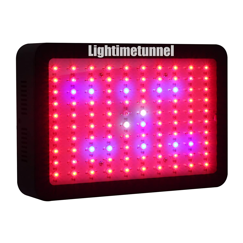 Lightimetunnel 300W LED Grow Light Full Spectrum UV IR ...