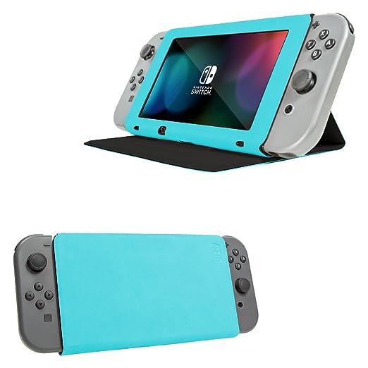16 opinioni per Cover & Stand Orzly per lo Schermo del Nintendo Switch, Custodia Tablet