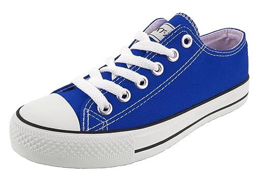 LUCKY Z - Zapatillas de Lona Para Mujer Multicolor Multicolor 36, Color Multicolor, Talla 36 EU: Amazon.es: Zapatos y complementos