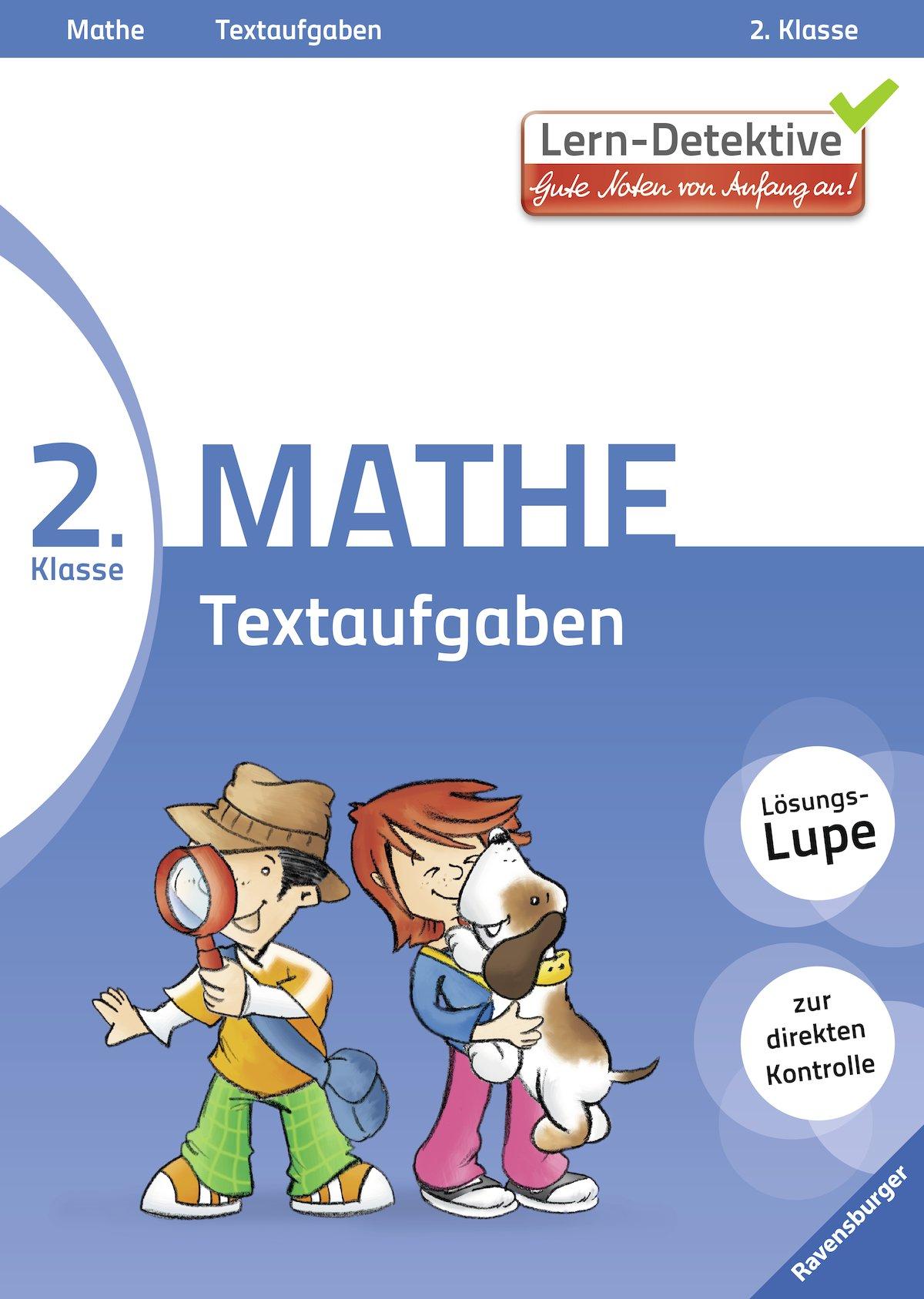 Textaufgaben (Mathe 2. Klasse) (Lern-Detektive): Amazon.de: Silke ...