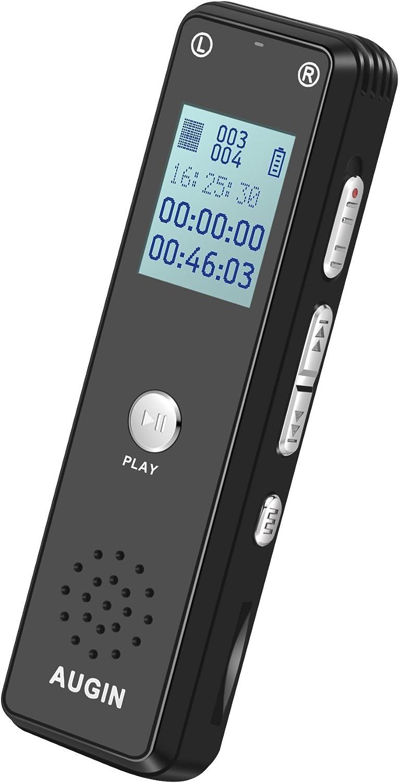 Mini Hidden Digital Voice Activated Recorder Audio MP3 Recording Device 8G