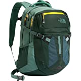 The North Face Men's Recon Backpack - Acid Yellow & Turbulence Grey - Os