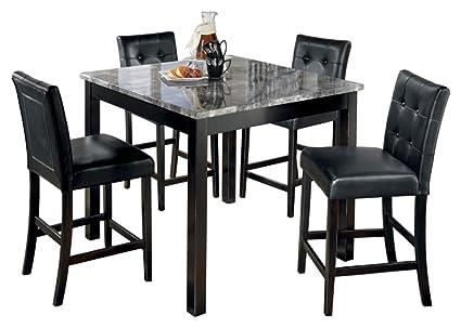 Amazoncom Ashley Furniture Signature Design Maysville Counter