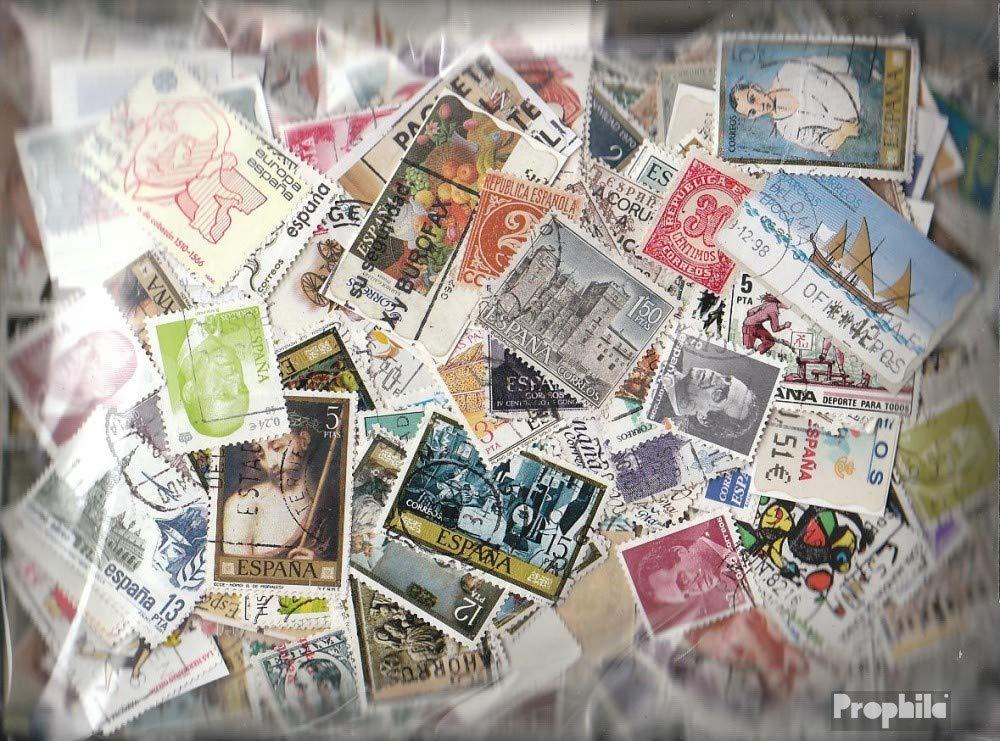 Prophila Collection España 3.000 Diferentes Sellos (Sellos para ...