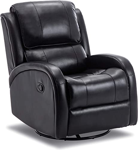 Bonzy Home Glider Swivel Recliner Chair