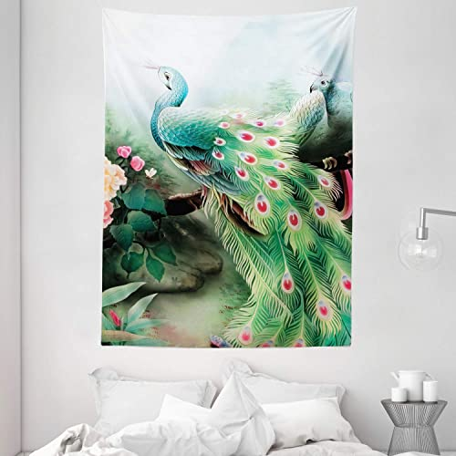 MEWE One Piece Tapestry for Bedroom 59x70in