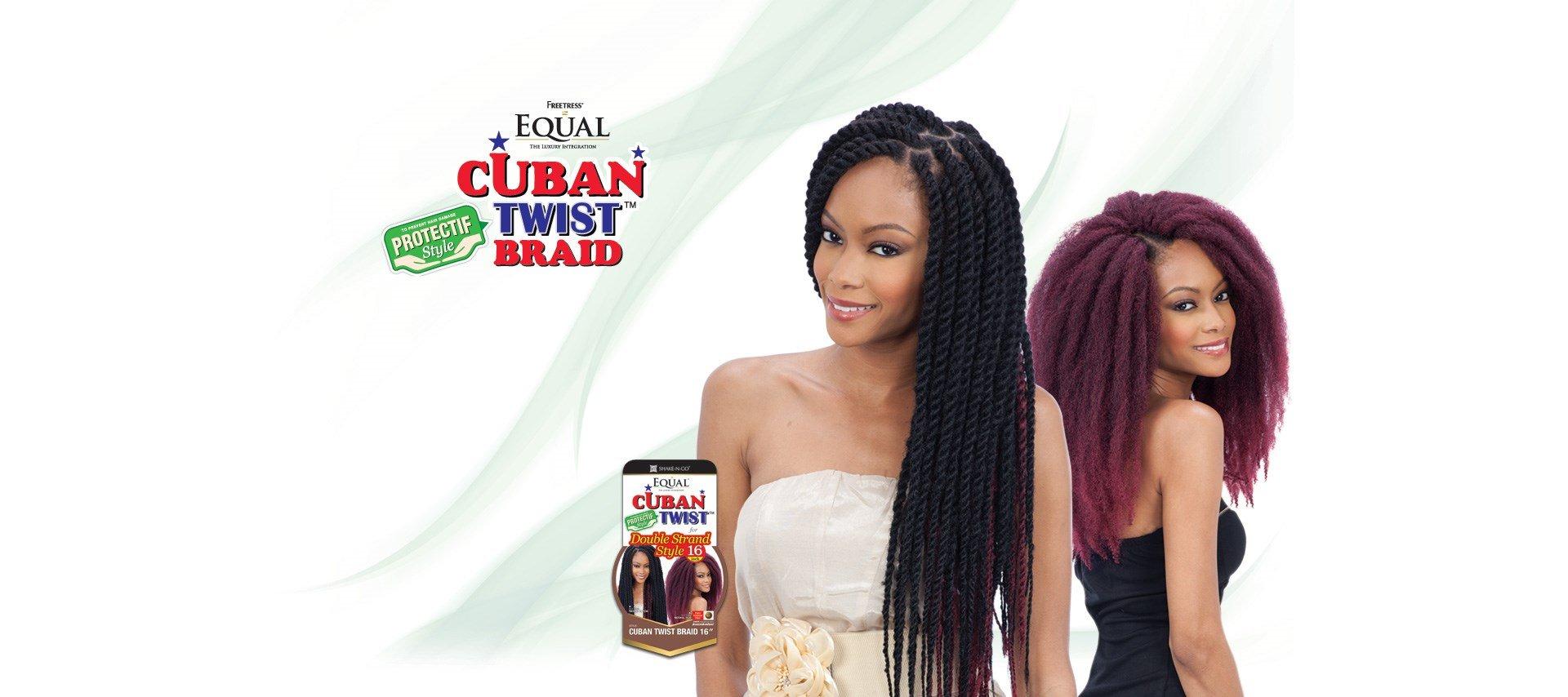 Amazon.com : Freetress Equal Synthetic Hair Braids Havana Twist ...
